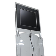 lcd bildschirm crowner zip media 8